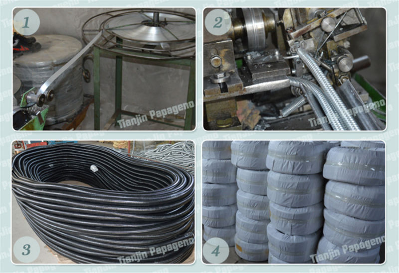 1 Inch Waterproof Flexible Underground Cable Conduit for Wire