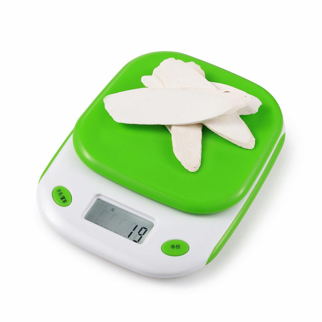 Digital Platform Food Balance Weight Kitchen Scale