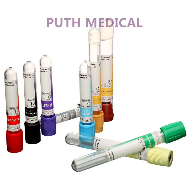 Vacuum Blood Collection Tube (EDTA K2/K3 Tube)