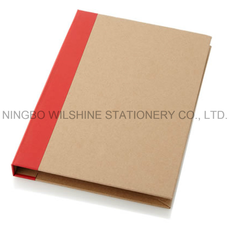 High Quality Office Paper File Folders with Custom Printing (FM408)