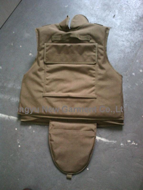 Ballistic Body Armor for Military and Tatical Use USA Standard (HY-BA016)