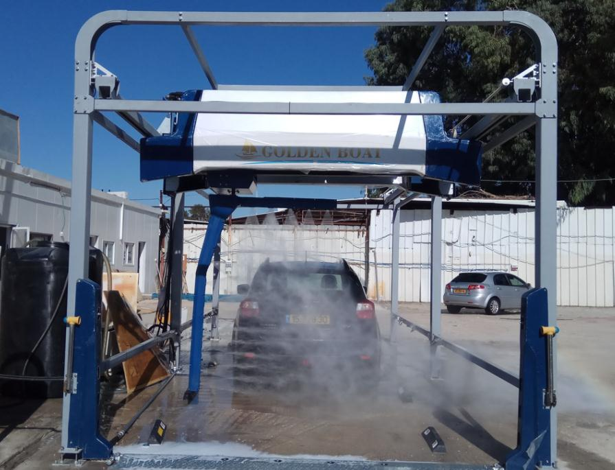 Touch Free Car Wash Machine