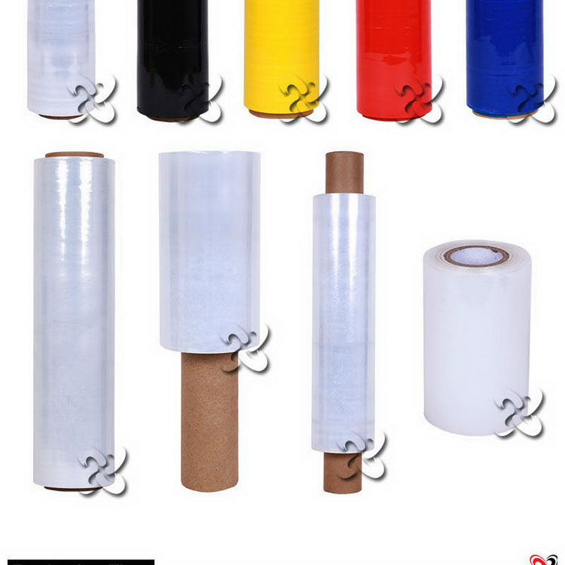 Wrap Polyethylene Transparent Stretch Film