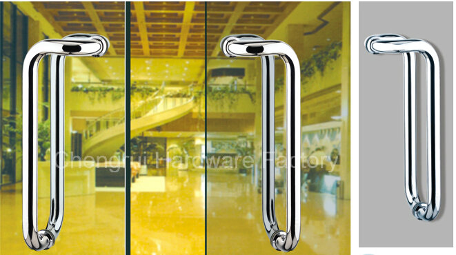 Stainless Steel SUS304&316 Glass Door Handle