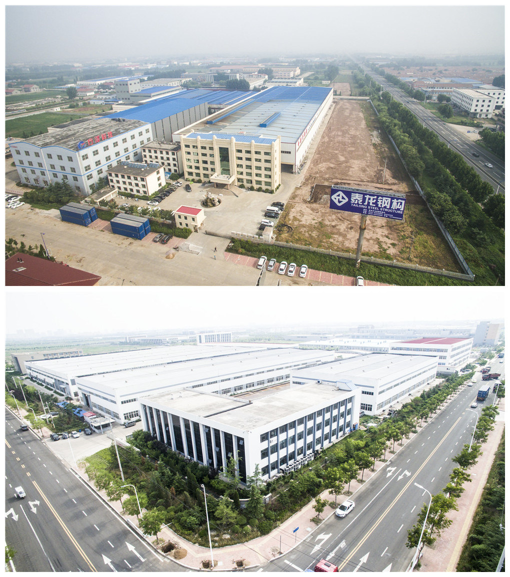 China Construction Design Prefabricated Steel Structure Warehouse for Building