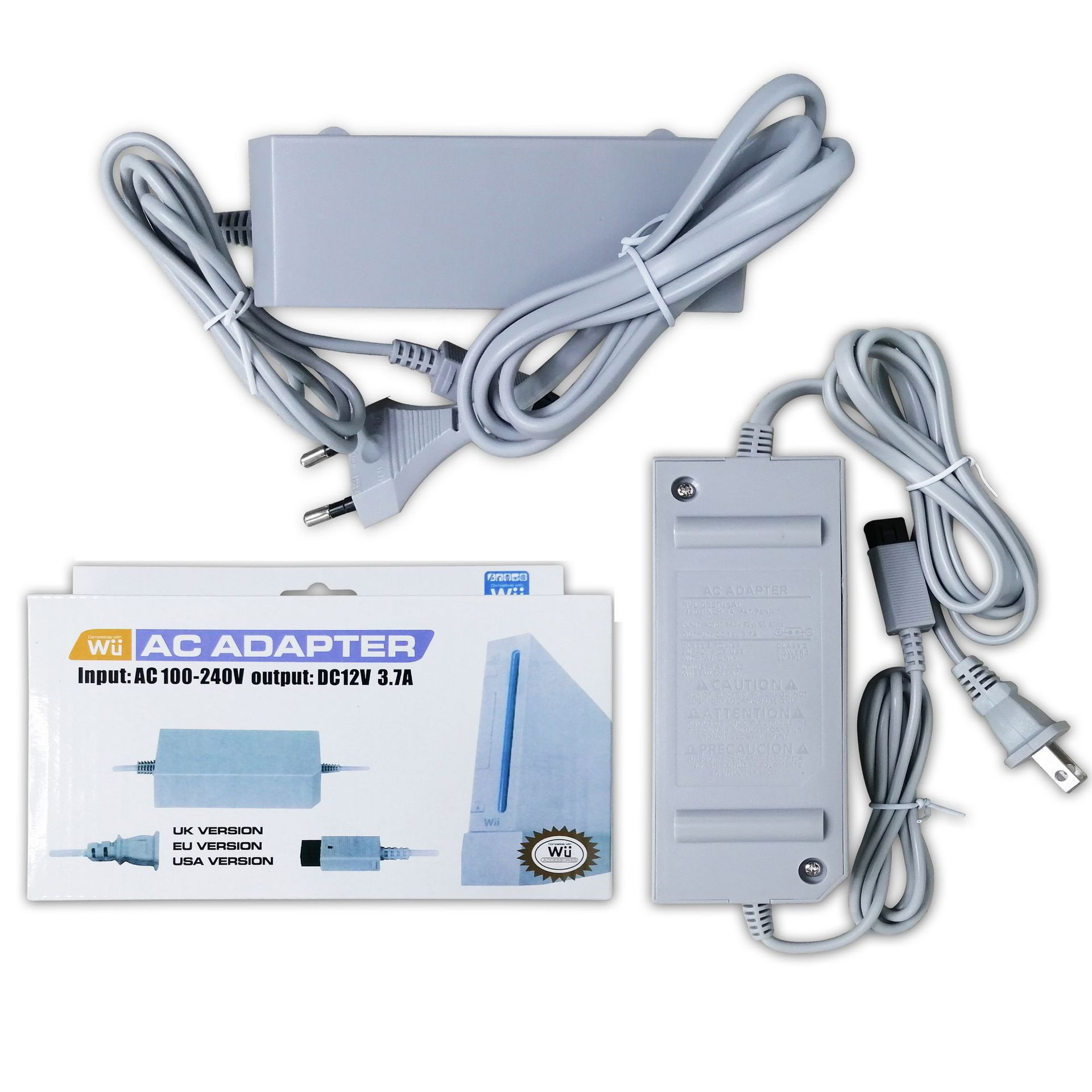 WII console charger