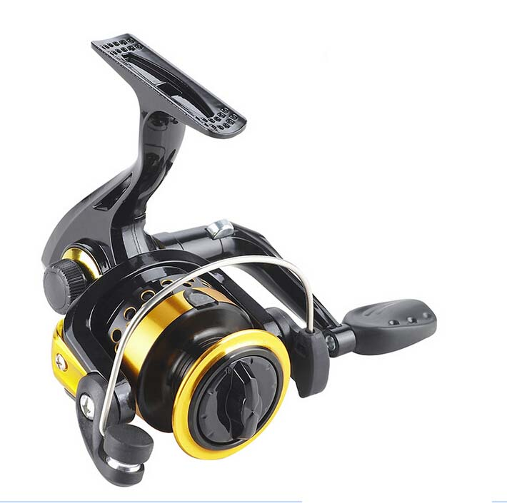Big Drag Power Front Drag Spinning Fishing Reel