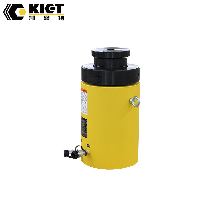 Low Price 100 Ton Telescopic Hydraulic Cylinder