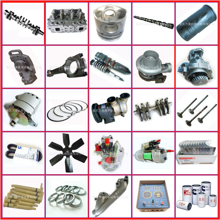 Professional Sales of High-Quality Original Cummins Spare Parts