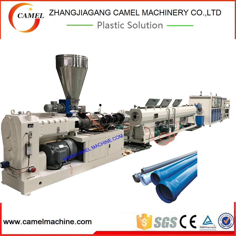 PVC Pipe Extrusion Line/Extruder/Equipment/Making Machine
