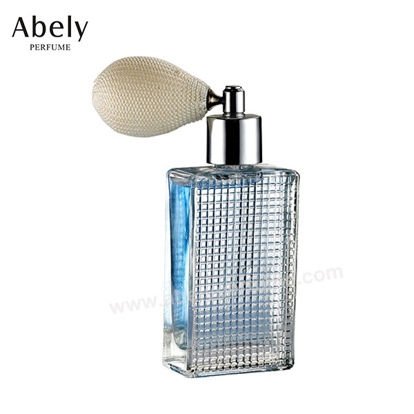 100ml Golden Luxury Sexy Vintage Perfume Bottle