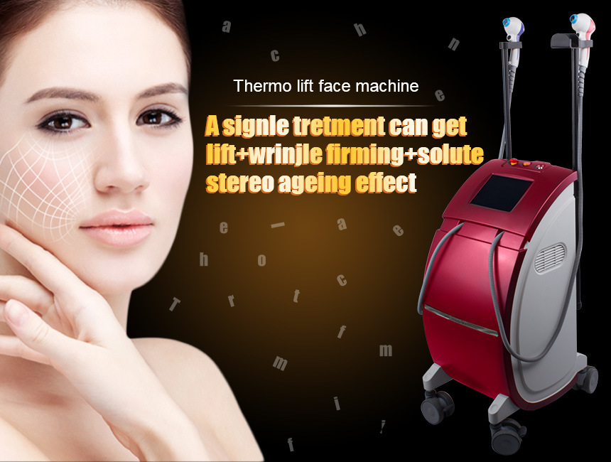 Sume Thermolift Face Beauty Machine/Apparatus for Skin Tightening Lifting Rejuvenation
