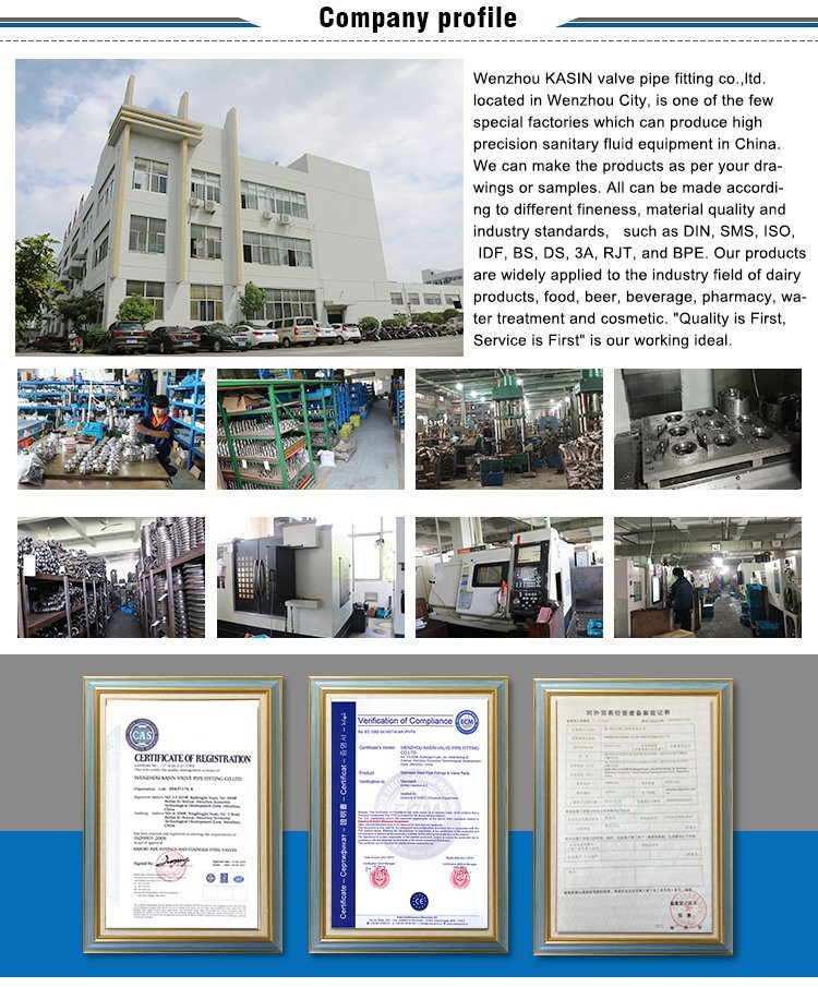 SMS DIN Top Quality Sanitary Stainless Steel 90 45 Degree Welded Clamped Threaded Elbow Pipe Fitting