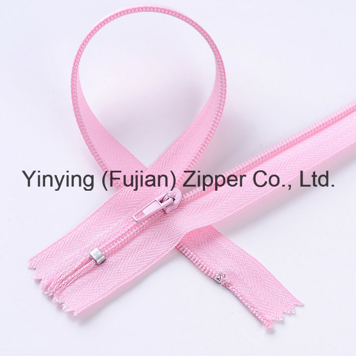 3# Common Style C/E Nylon Zipper for Home Textile