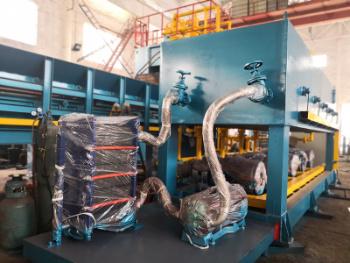 Q91y-800 Máquina cortadora de cizalla de pórtico con eje de chapa de acero y hierro