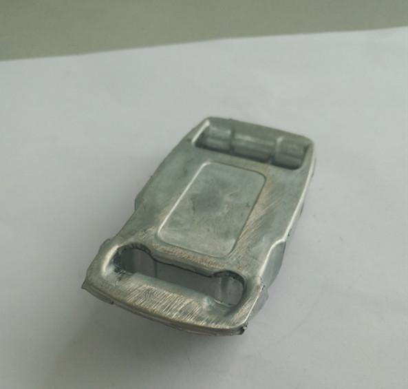 Aluminum Die Casting Safety Belt Lock Buttom