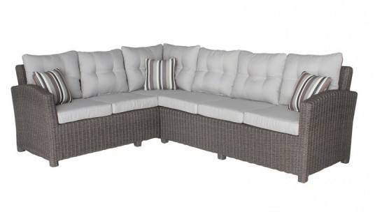 Garden Wicker Causal Lounge Sofa Set Outdoor Rattan Furniture