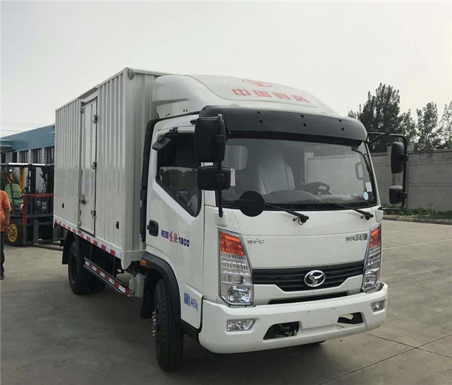 4 Tons Hot Sale Light Duty Cargo