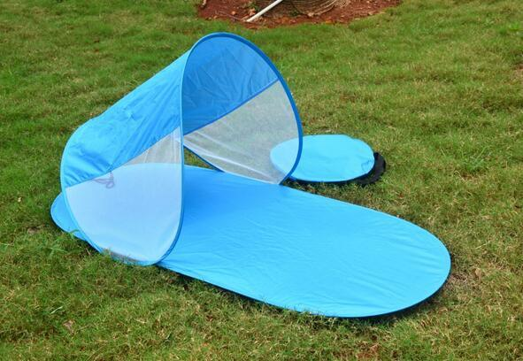 Outdoor Foldable Fishing Tent for Single