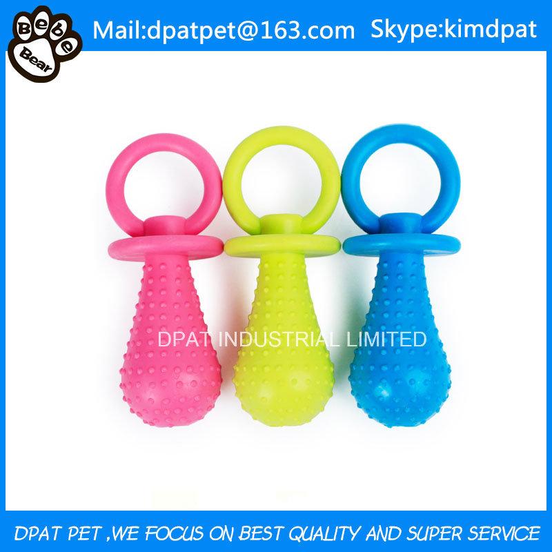 Rubber Pet Toy