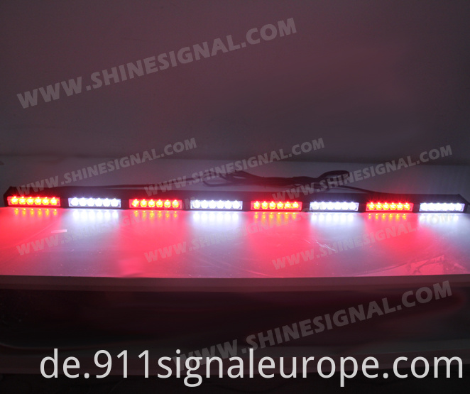 Warning Directional Arrow Traffic Advisor Light Bar (Bar206-8)