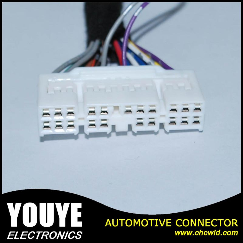 Avss Wire and 4 Pin Tyco Connector Automotive Wire Cable Harness