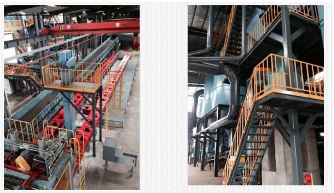 OEM Ductile Bearing Housing Machining for Combine Harvester
