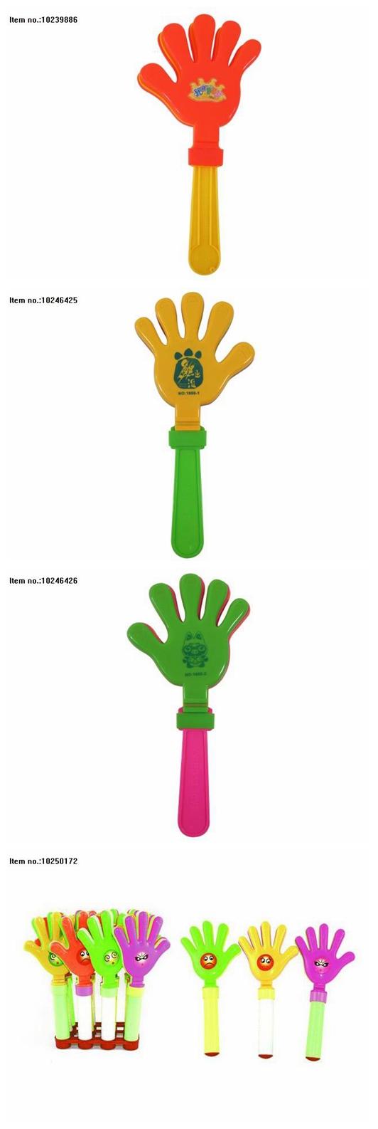 Party Favor Mini Plastic Clap Hands Toy