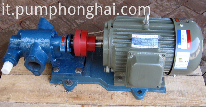 Gear Fuel Pump