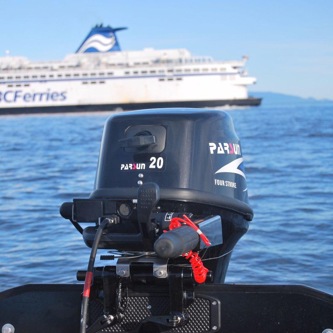 F20abwl-Efi 20HP 4-Stroke Efi Outboard