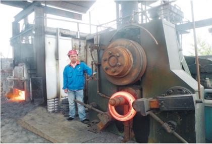A105n Carbon Steel Socket Weld Flange with TUV (KT0187)