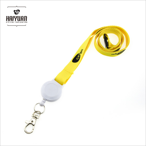 Neck Lanyard Retractable Lanyard ID Card Holders