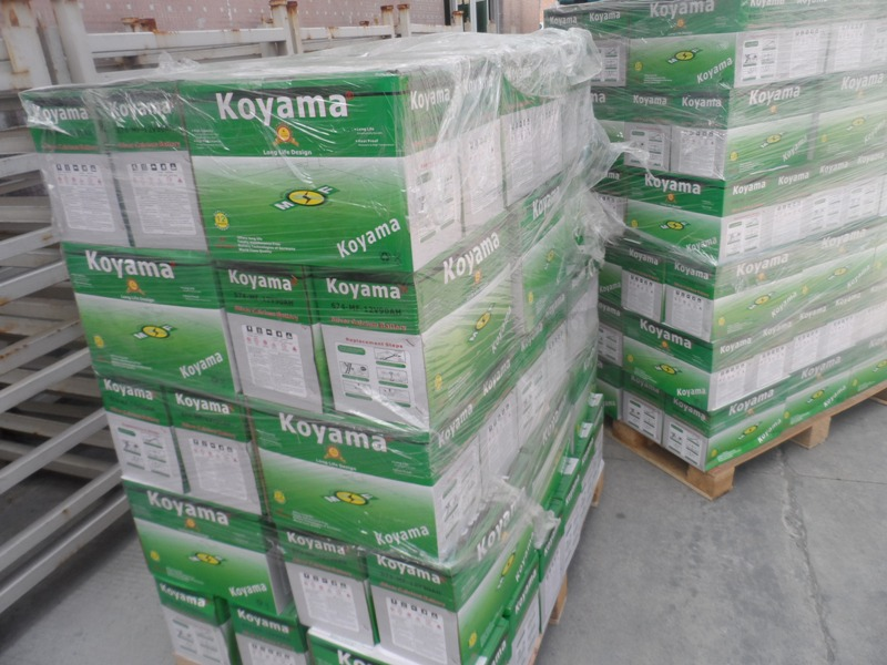 Koyama 699/6tn Military Batteries with Outranking Power and Reliability.