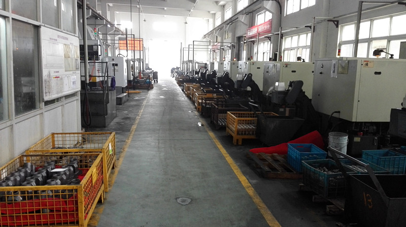 Carbon Steel Casting Machinery Parts