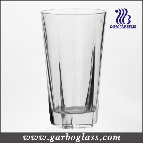 360ml Highball Machine-Pressed Glass Tumbler (GB01098213)