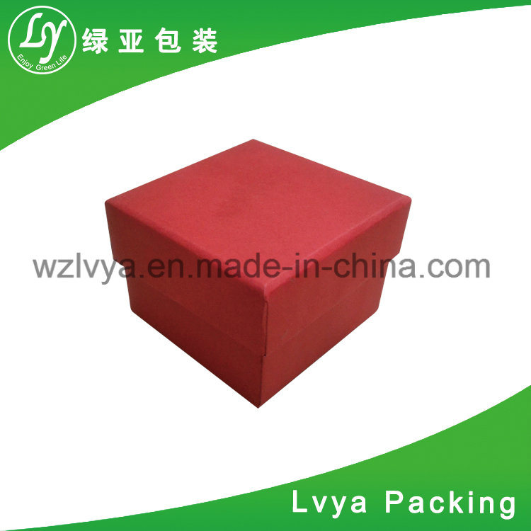 Custom Paper Leather Wooden Jewelry Packaging Box of Ring Watch Necklace Storage Box Case