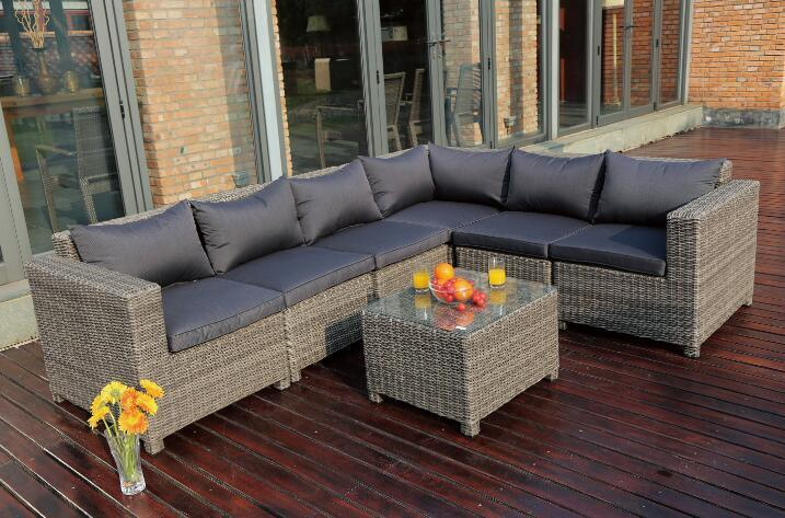 Outdoor Furniture PE Wicker Rattan Furniture