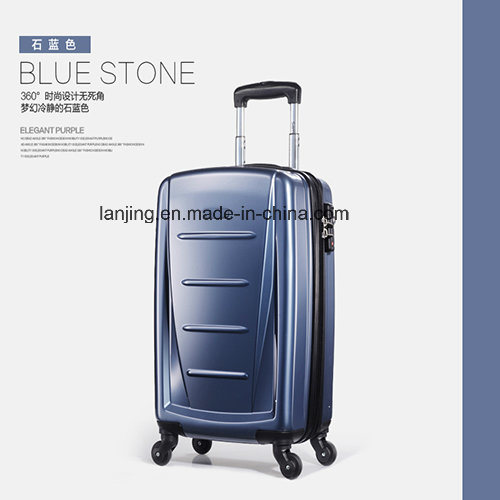 Fashion Design ABS+PC Travel Luggage Trolley Luggage Bag /Luggage Extended