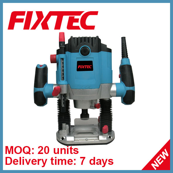 Fixtec CNC Electric Router Mini Wood Router Machine