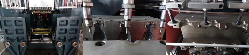 5L Bottle Blowing Machine Plastic Automatic Molding Machine