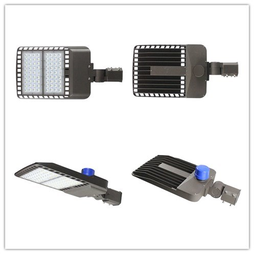 Modular Designed 200W 300W LED Street Light of IP66 Ik10