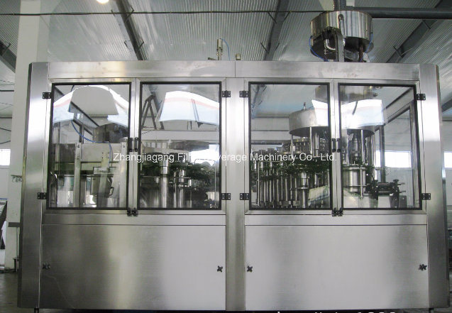 2017 Welcome Full Automatic Small Juice Processing Packing Filling Machine