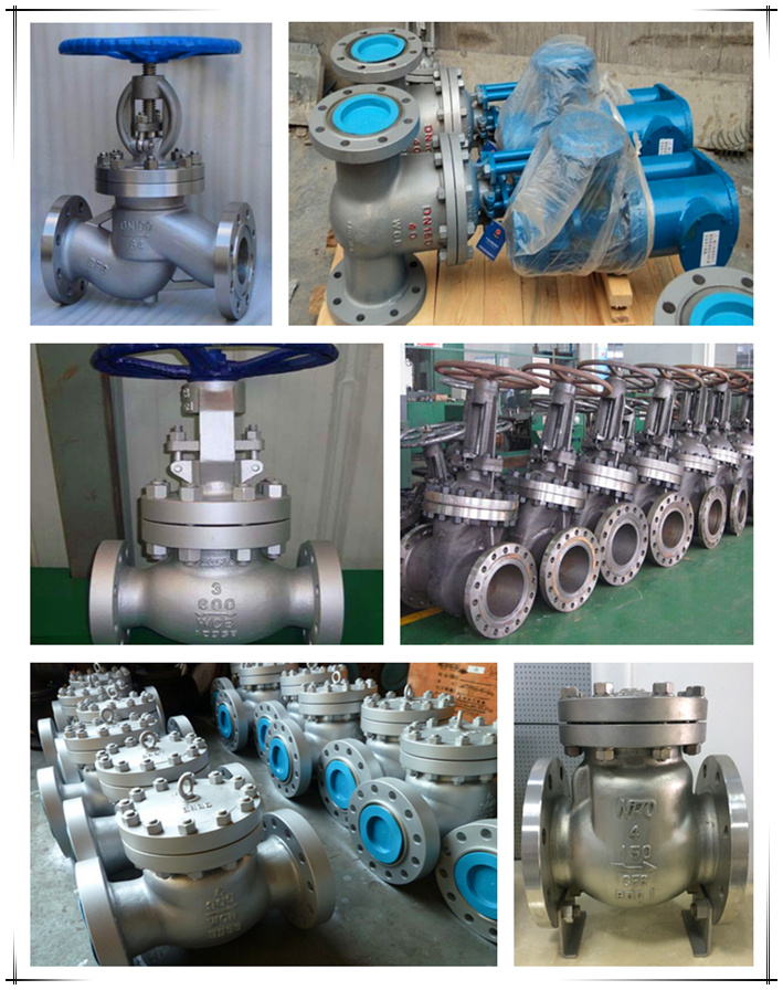Cast Iron Ductile Iron Gate Valve with Extended Stem