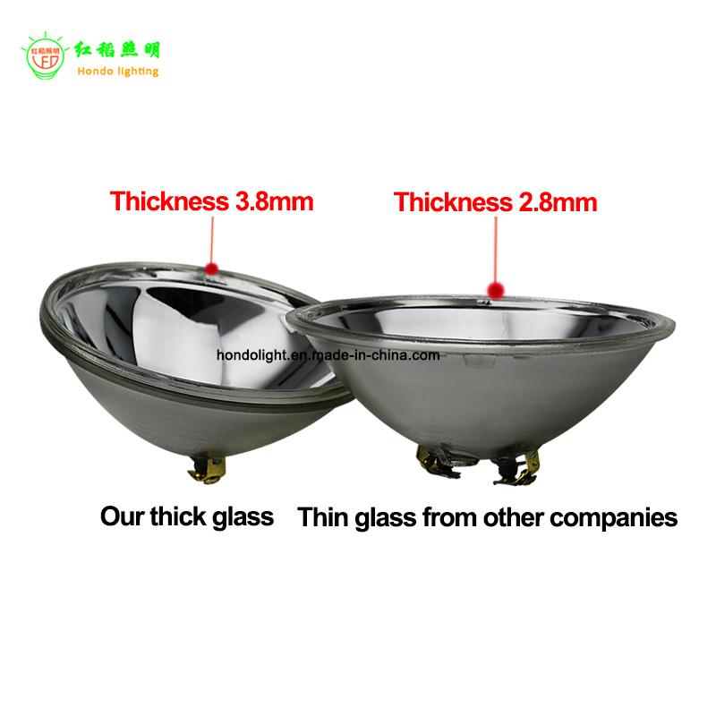 IP68 Waterproof Thick Glass 40W PAR56 LED Swimming Pool Light