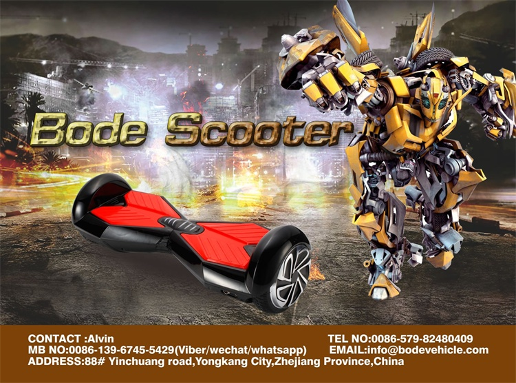 Bode 2 Wheels Balancing Scooter Hover Board