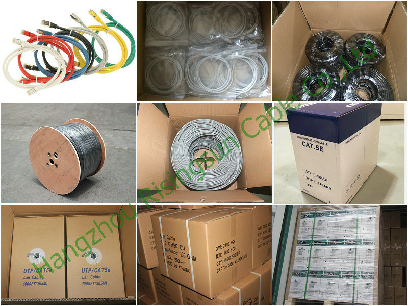 10m 20m CAT6 Patch Cord Pass Fluke Test