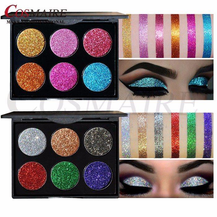 Admirable Flash Glitter Pigment Eyeshadow Powder Factory