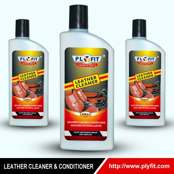 Car Care Products Leather Cleaner & Conditioner