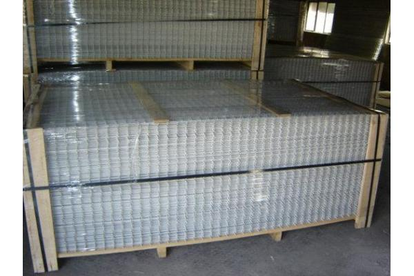 Work Shop Electro Galvanized Welded Wire Mesh Panel for Constructions and Binding Wire Black Annealed Wire