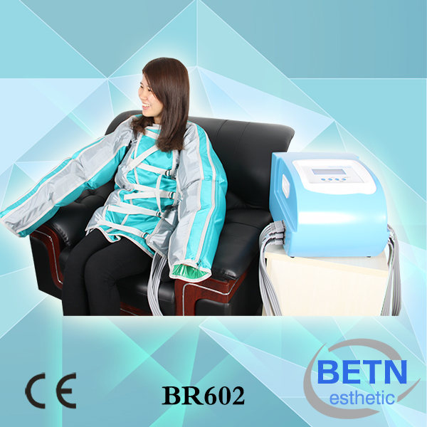 Pressotherapy Body Massage Lymphatic Detoxification Health Care Device